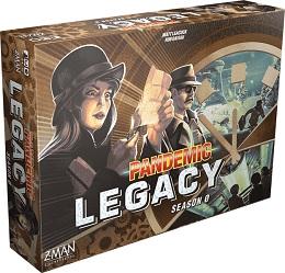 Pandemic: Legacy Season 0