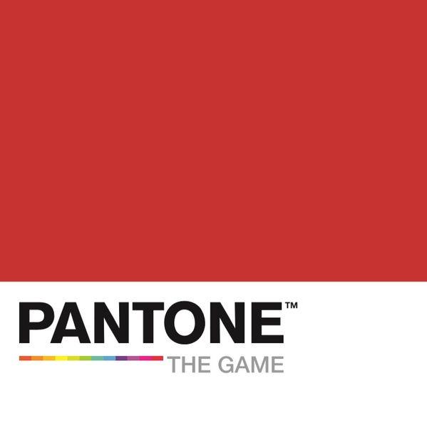 Pantone Card Game