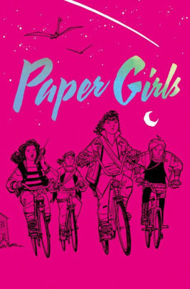 Paper Girls: Deluxe Edition Volume 1 HC