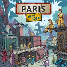 Paris: New Eden Board Game