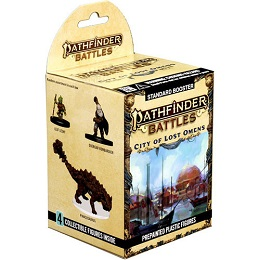 Pathfinder Battles: City of Lost Omens Booster Pack