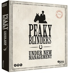 Peaky Blinders: Under New Management Board Game