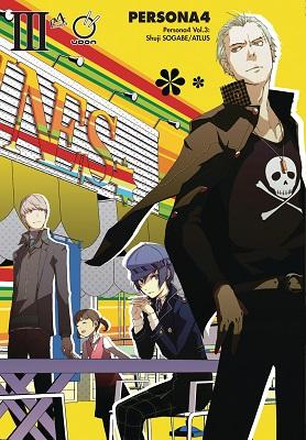Persona 4: Volume 3 TP