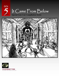 5th Edition: It Came From Below: Special Gen Con Compilation Series - Used