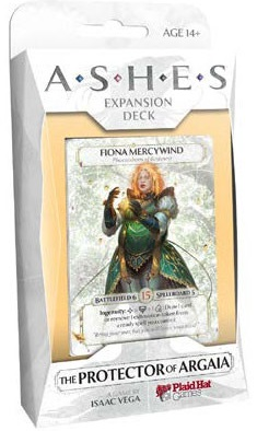 Ashes: Rise of the Phoenixborn - The Protector of Argaia Expansion