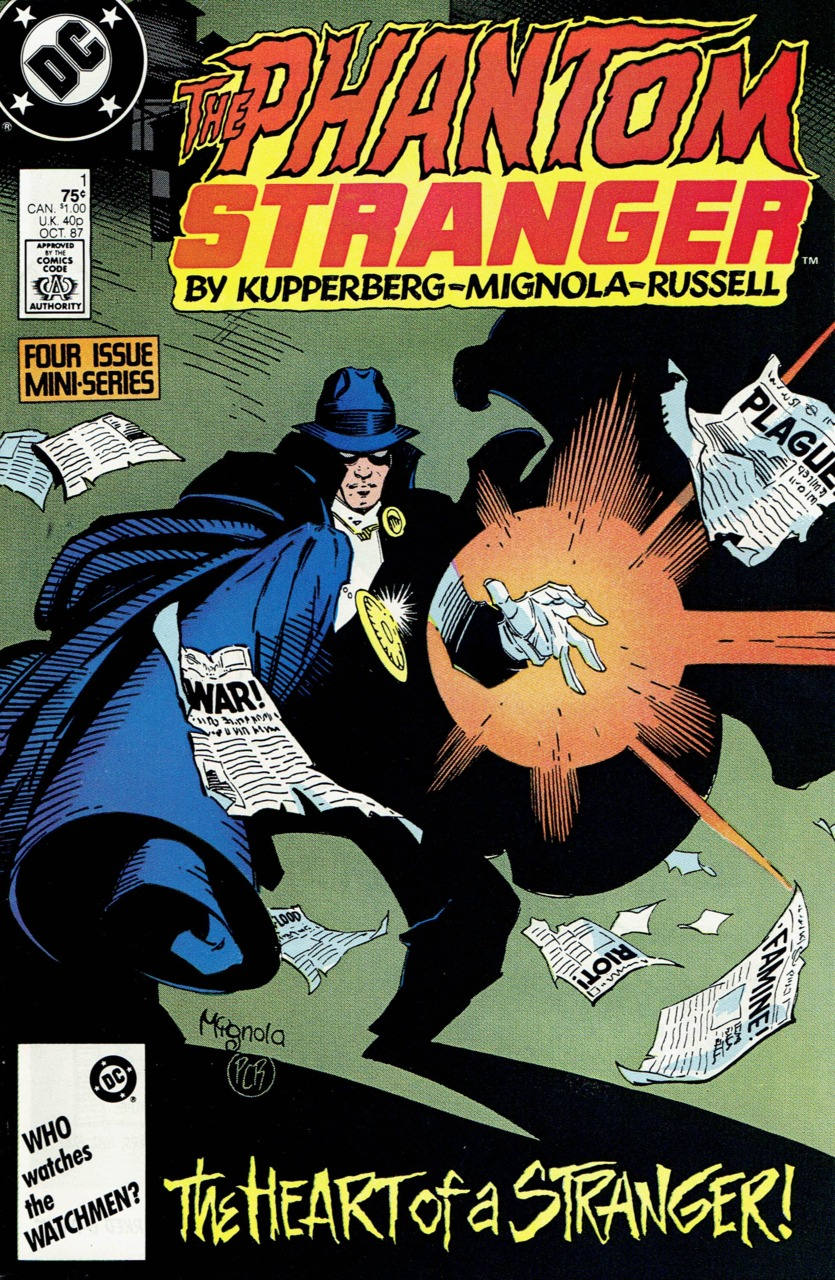 Phantom Stranger (1987) Complete Bundle - Used