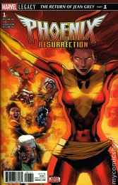 Phoenix Resurrection: The Return of Jean Gray (2017 Series) Complete Bundle - Used