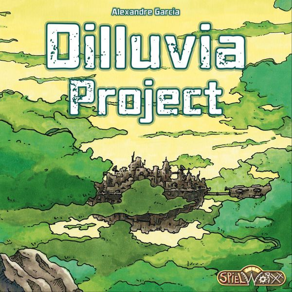 Dilluvia Project Board Game