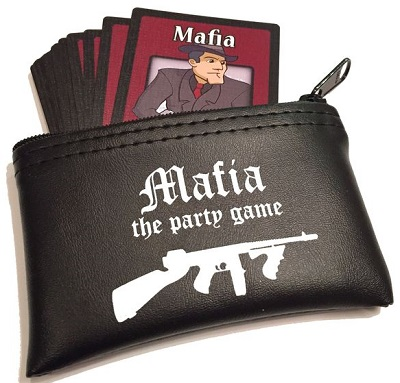 Mafia the Party Game Card Game