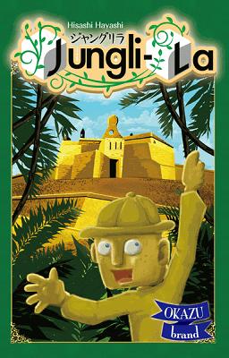 Jungli-La Board Game