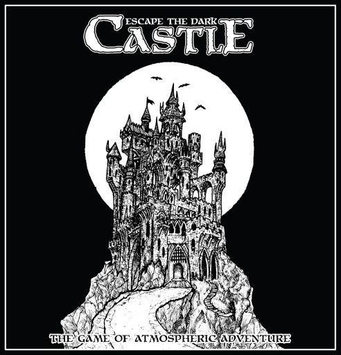 Escape the Dark Castle Board Game