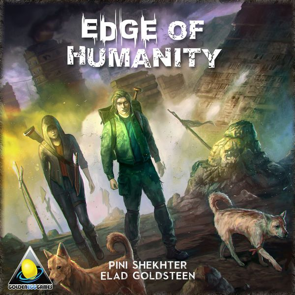 Edge of Humanity Card Game