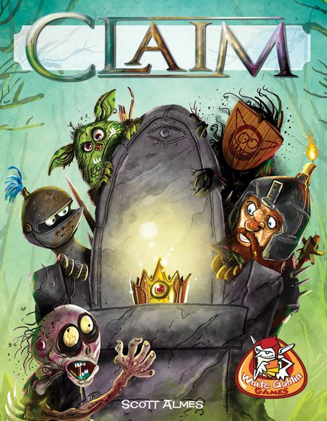 Claim Card Game