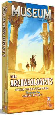 Museum: The Archaeologists Expansion