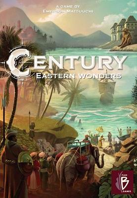 Century: Eastern Wonders Board Game