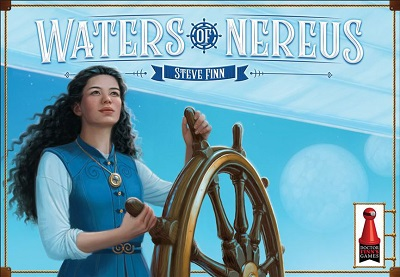 Waters of Nereus Board Game