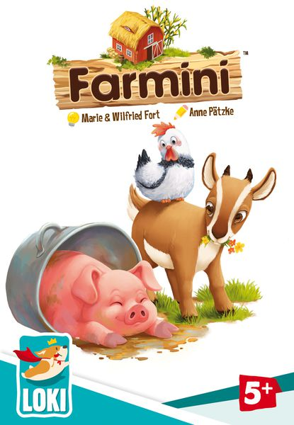 Farmini Board Game