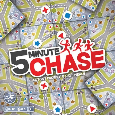 5 Minute Chase Board Game