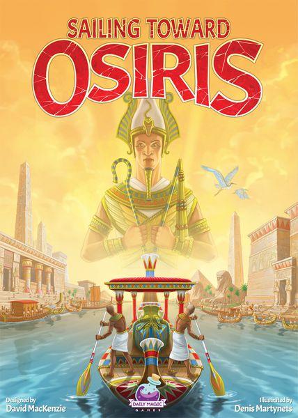 Sailing Toward Osiris Board Game