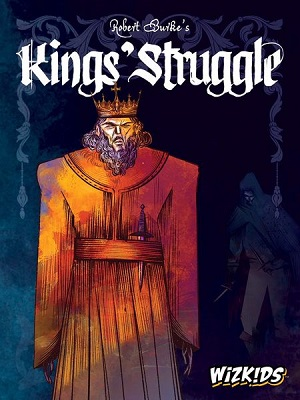 Kings Struggle Card Game