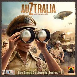 AuZtralia Board Game