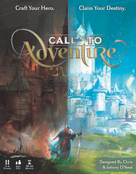 Call to Adventure Card Game