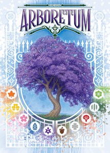 Arboretum 2nd Edition Card Game