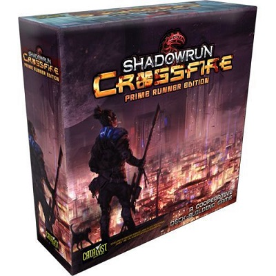 Shadowrun: Crossfire: Prime Runner