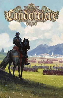 Condottiere 4th Edition Card Game
