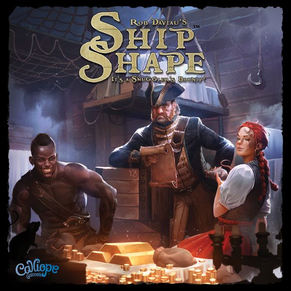 Ship Shape Card Game