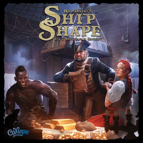 Ship Shape Card Game