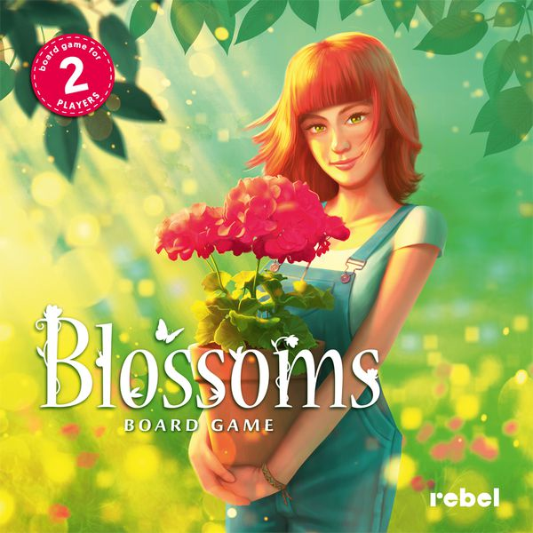 Blossoms Card Game