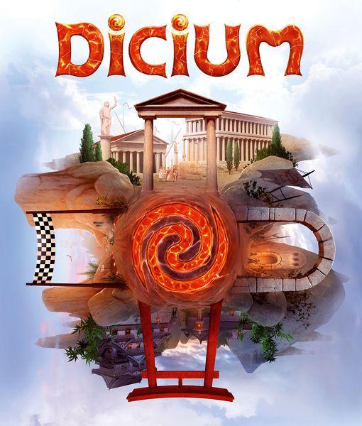 Dicium Board Game