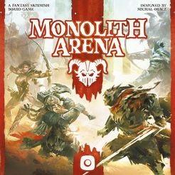 Monolith Arena Board Game