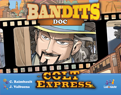Colt Express Bandit Pack: Doc Expansion