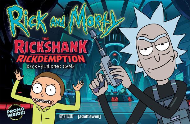 Rick and Morty: The Rickshank Rickdemption