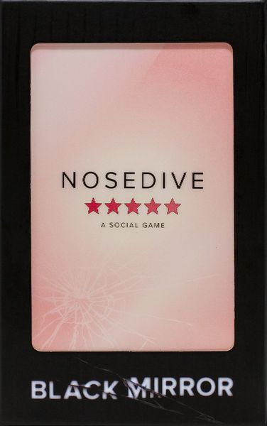 Black Mirror: Nosedive Card Game