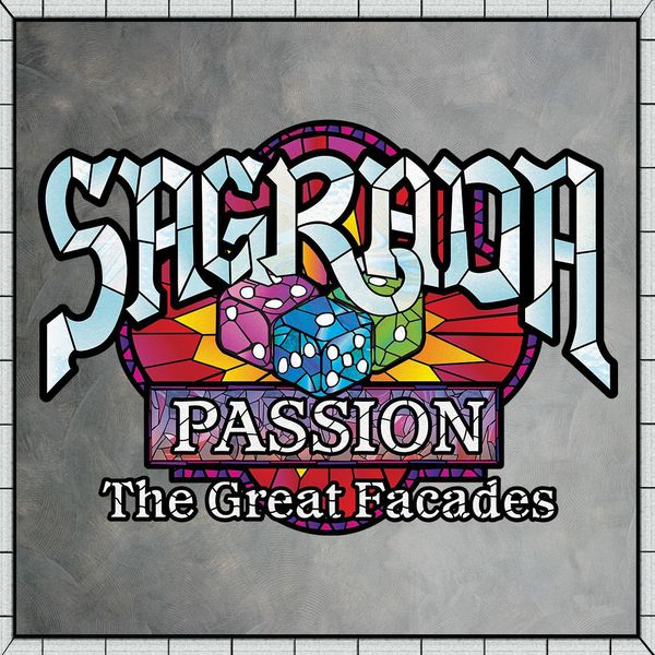 Sagrada: The Great Facades: Passion Expansion