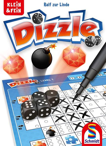 Dizzle Dice Game