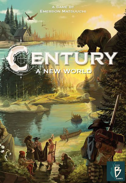Century: A New World Board Game