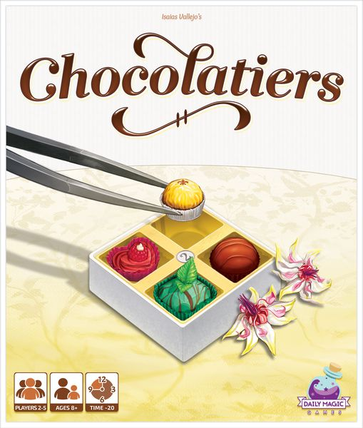 Chocolatiers Board Game