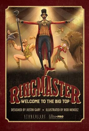 Ringmaster: Welcome To The Big Top Card Game