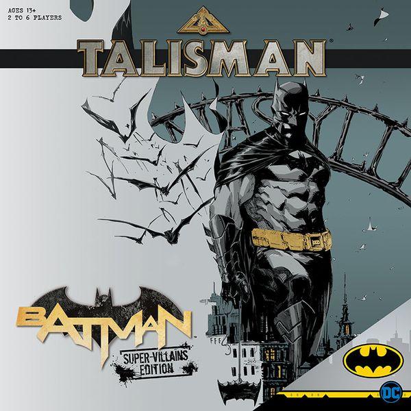 Talisman: Batman Board Game