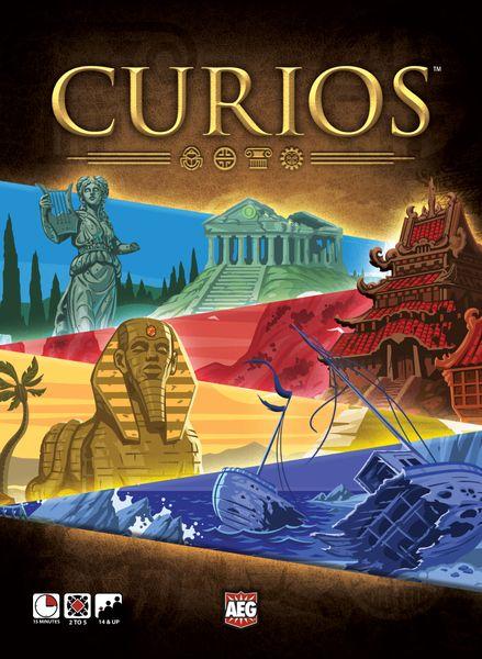 CURIOS Card Game