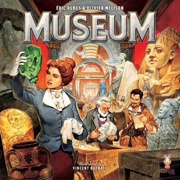 Museum Card Game