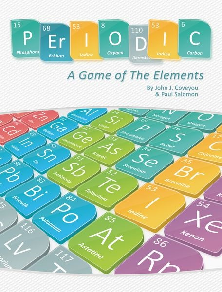 Periodic: A Game of the Elements Board Game