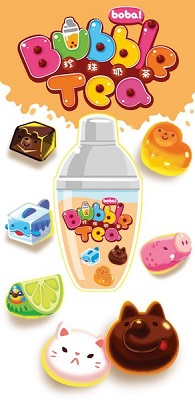 Bubble Tea Dice Game