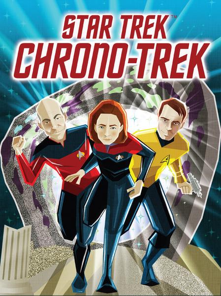 Star Trek: Chrono-Trek Card Game