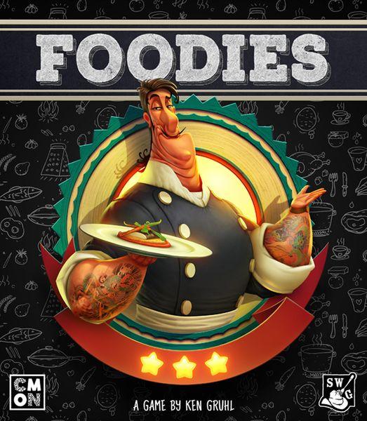 Foodies Card Game