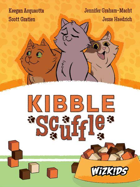 Kibble Scuffle Card Game